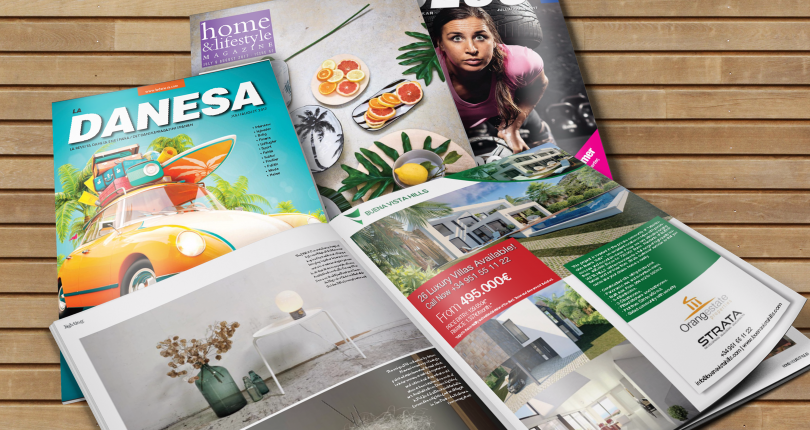 We are featured in Home & Lifestyle, En Sueco and La Danesa!