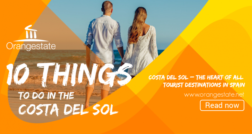 10 Things to Do in the Costa del Sol