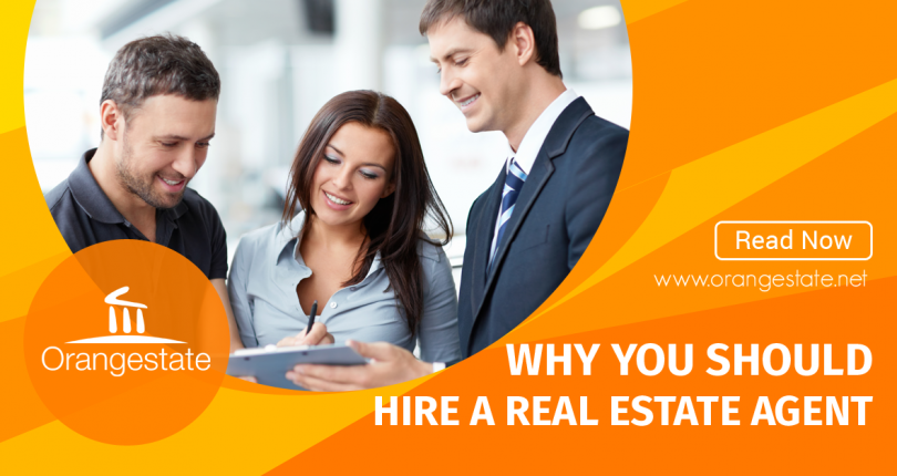 Why You Should Hire a Real Estate Agent