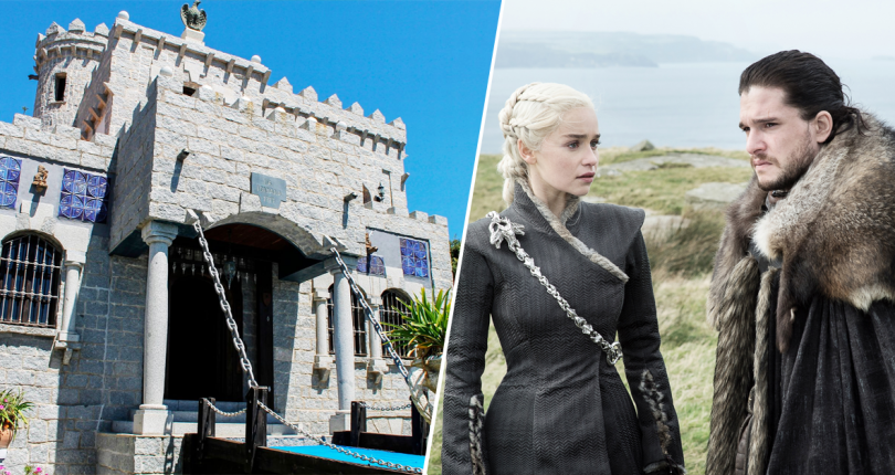Game of Thrones Styled Castle for Sale in Costa del Sol