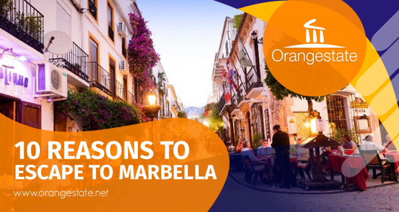 10 Reasons to Escape to Marbella