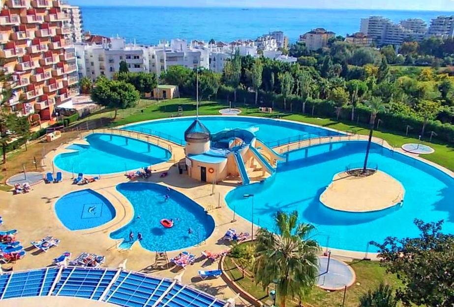 Apartments for sale in Benalmádena