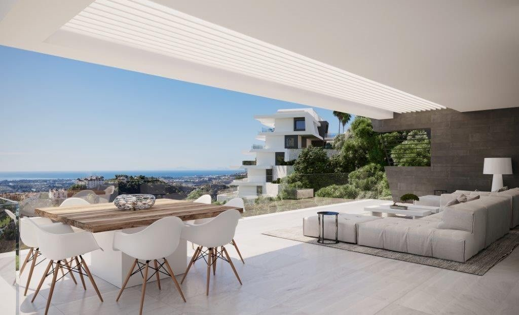 Penthouses for sale in Benahavís
