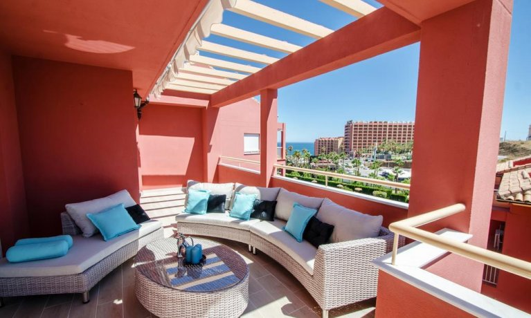 Penthouses for sale in Benalmádena