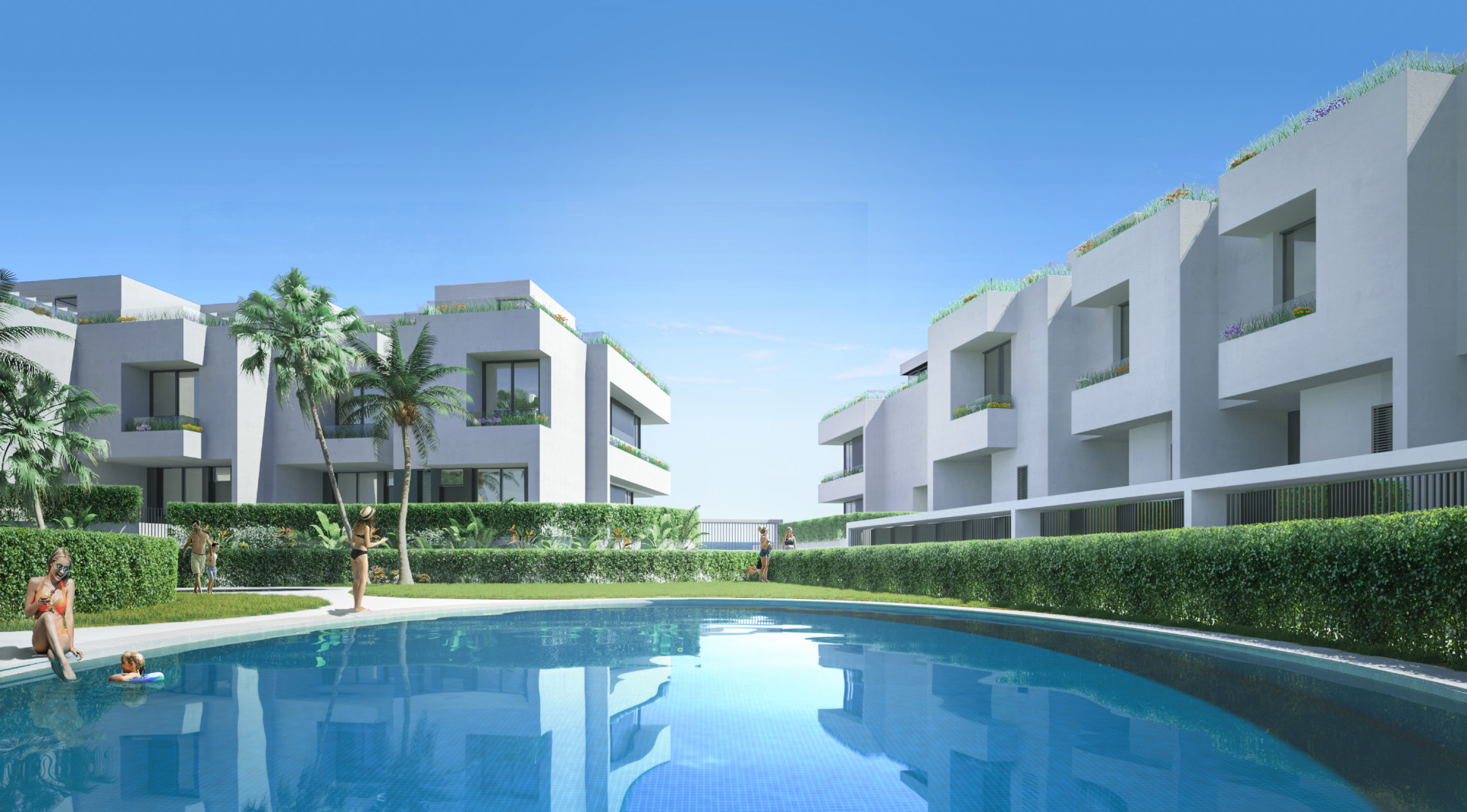 Townhouses for sale in Fuengirola